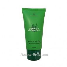 Гель алоэ-вера, Greens Aloe Pure Natural Gel, Anna Lotan