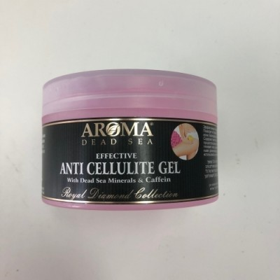 Aroma Dead Sea Effective Anti Cellulite Gel 250 ml