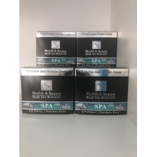 Крем мужской против морщин SPF15, Health&Beauty Protective Anti-Wrinkle Cream for men SPF15 50 ml