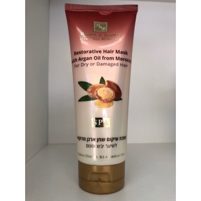 H&B Restorative Hair Mask with Argan Oil 200ml