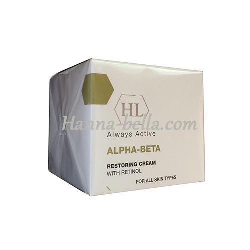 ALPHA BETA RETINOL RESTORING CREAM