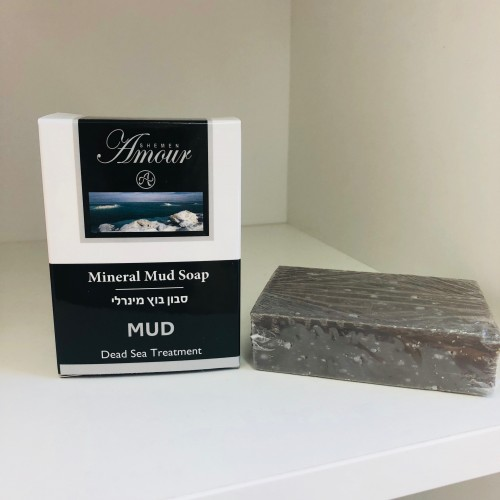 Shemen Amour Mud Soap 125g