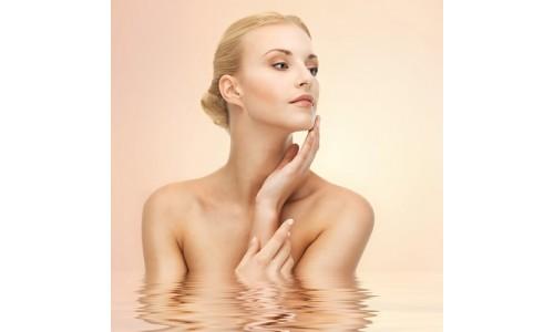 Лифтинг-уход для жирной обезвоженной кожи на косметике Renew