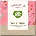 Органическое оливковое мыло с цветами миндаля ecoLove 110г