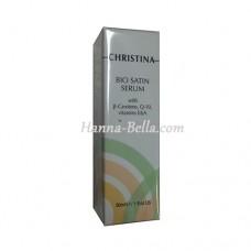 Масло «Био - Сатин» для всех типов кожи, Bio Satin Serum, 30ml, Christina