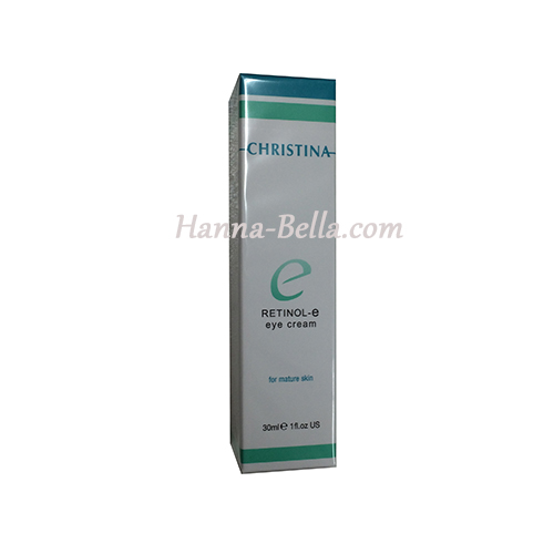 Крем с ретинолом для зоны вокруг глаз, Retinol-E Eye Cream + Vitamins A, E &C, 30ml, Christina