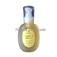AHA лосьон-гель, Liquid Gold Revitalizing AHA Face Lotion, 100 мл, Anna Lotan