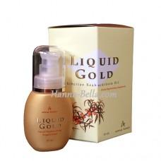 Золотые капли - масляный экстракт ягод облепихи, Liquid Gold Siberian Seabuckthorn Oil Facial Replenishing Supplement, Anna Lotan