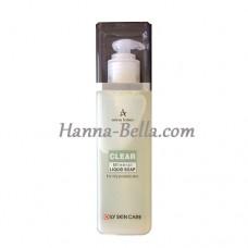 Гигиеническое минеральное мыло для жирной и проблемной кожи, Mineral Hygienic Liquid Soap, Anna Lotan