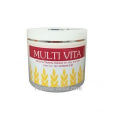 Витаминизированный увлажняющий крем для очень сухой кожи, Dr.Kadir Vitamin Moisturizer For Very Dry Skin 250 ml