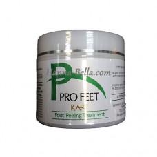 Энзимный пилинг для ступней, Kart ProFeet Foot Enzymatic Peeling, 250 ml
