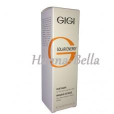 Грязевая маска GiGi Solar Energy Mud Mask For Oily Skin