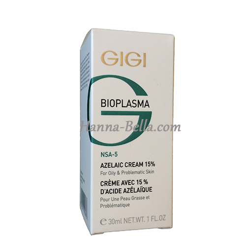 Buy Azelaic Cream 15% Bioplasma GiGi 30ml Without