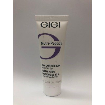 Gigi NUTRI PEPTIDE 10% Lactic cream for all skin types 50 ml