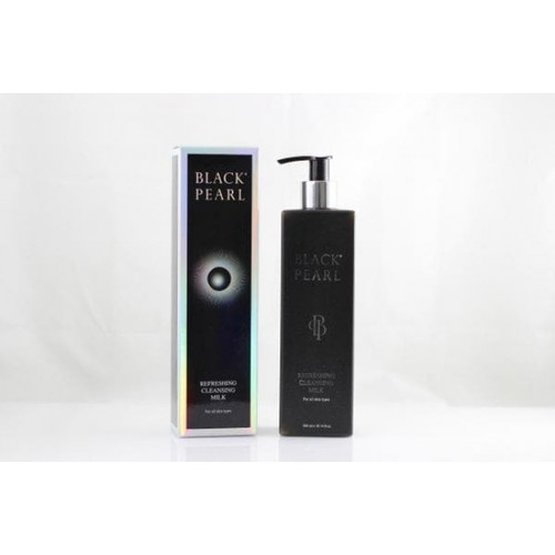 Очищающее молочко для лица Sea of SPA Black Pearl Refreshing Cleansing Milk  300 ml